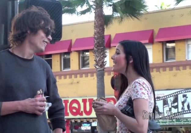 La vidéo de la jeune femme feignant d'être ivre est-elle un fake?