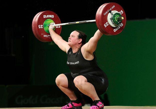 Laurel Hubbard, première athlète transgenre sélectionnée aux Jeux Olympiques