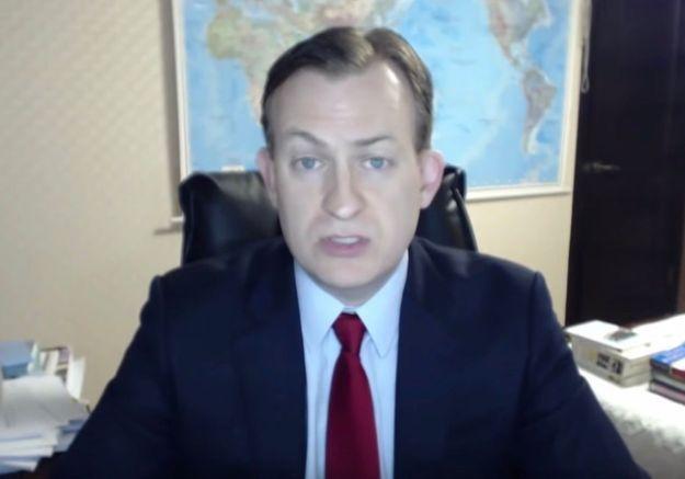 Le célèbre expert de la BBC tourne une nouvelle vidéo avec ses enfants