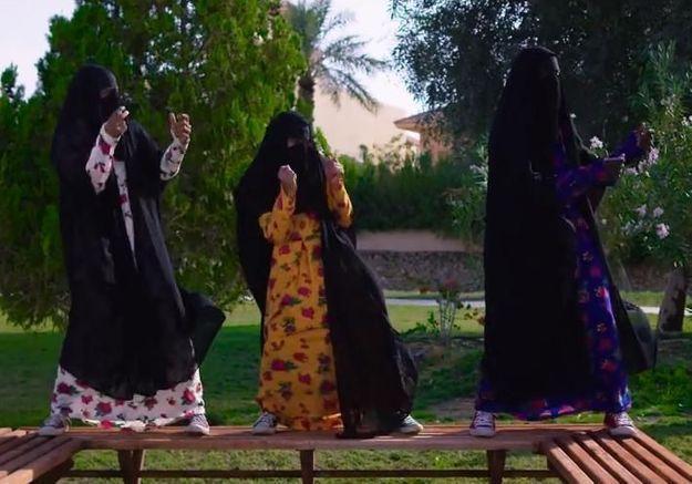 Le clip féministe qu'on adore… mais qui agace beaucoup en Arabie saoudite !