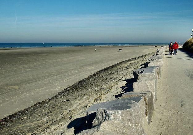 Le corps d'un enfant retrouvé sur une plage de Berck-sur-Mer