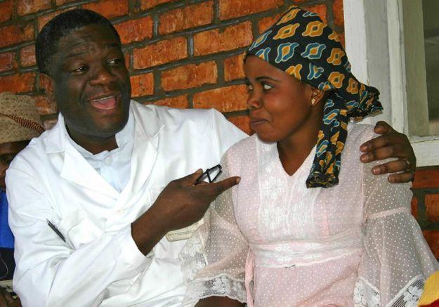 Le docteur Mukwege poursuit son combat contre les viols en RDC