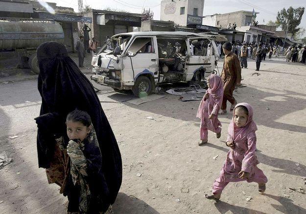 Le Pakistan inquiet par les attaques à l'acide contre les femmes
