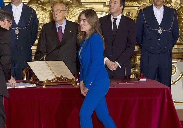 Le photomontage sexiste qui affole l'Italie