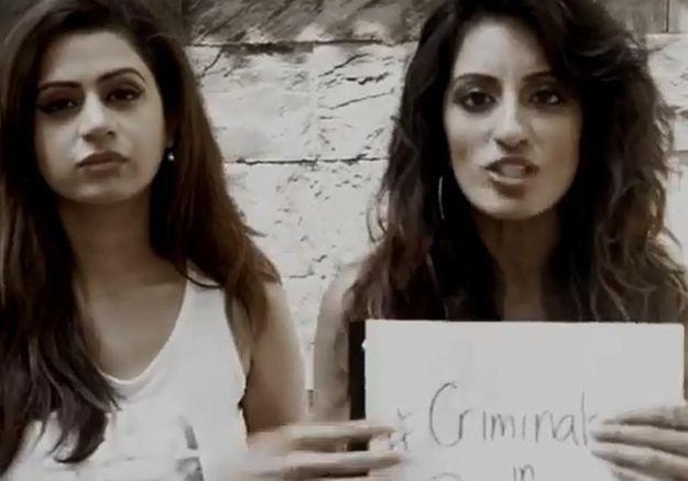 Le rap de deux Indiennes contre le viol