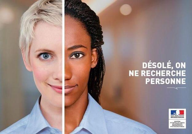 « Les compétences d'abord » : la campagne du gouvernement contre les discriminations