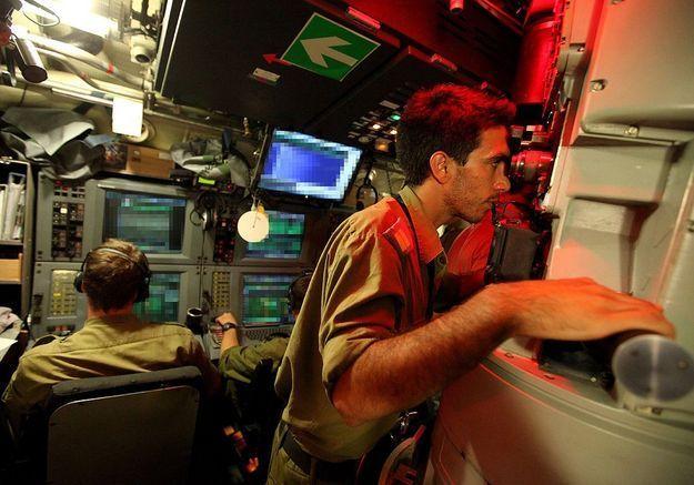 Les femmes à l'abordage des sous-marins de l'armée française