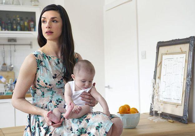 Les femmes restent majoritairement à la tête des familles monoparentales