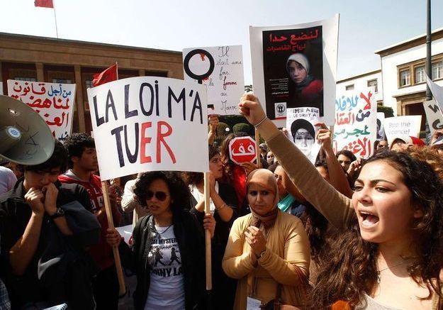 Les Marocaines mineures ne seront plus obligées d'épouser leurs violeurs