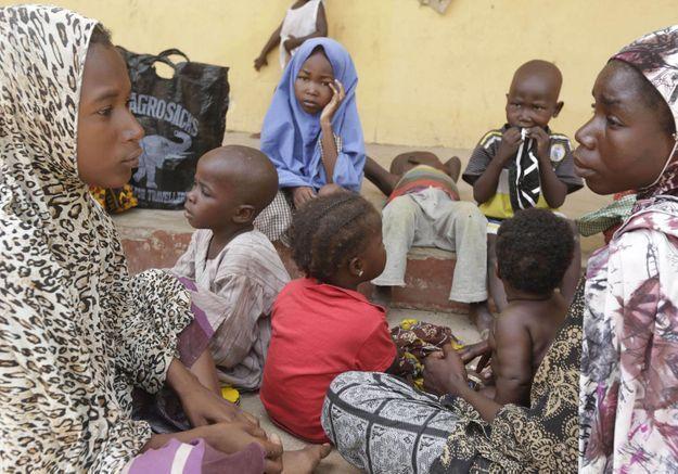 Les rescapées de Boko Haram racontent leur détention