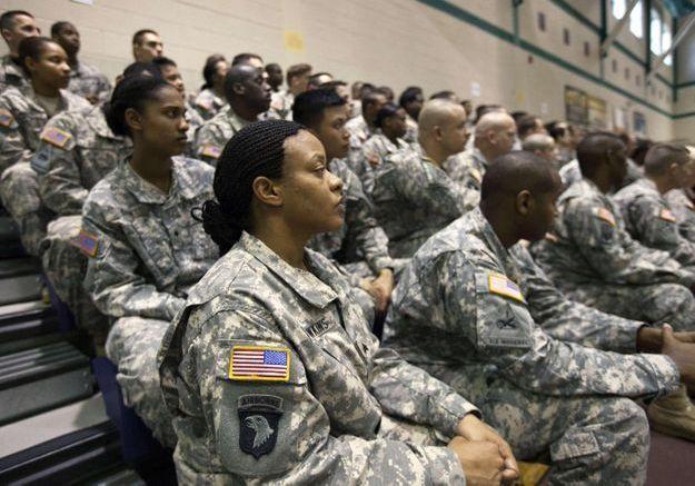 La fin du silence pour les victimes de viol dans l'armée US