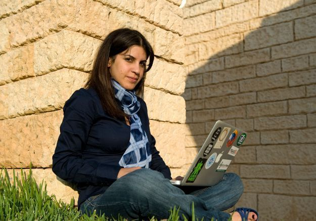 Lina Ben Mhenni, le repos d'une guerrière