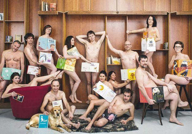 Livres pour enfants : « Tous à poil » contre la censure