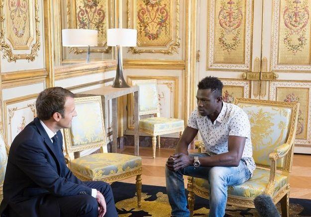 Mamoudou Gassama, sauveur de l'enfant suspendu dans le vide : il va pouvoir réaliser son rêve