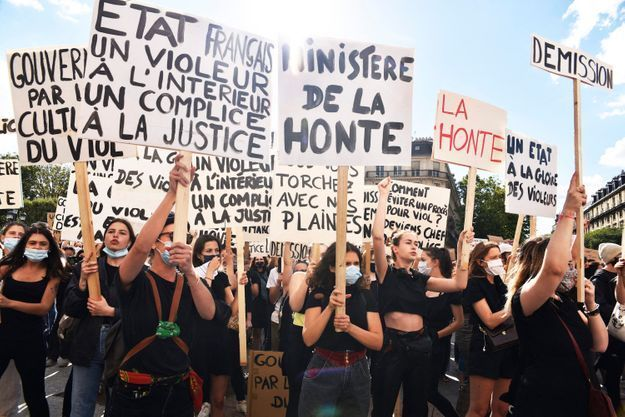Manifestations féministes en France : «On a besoin d'occuper la rue pour être entendues»