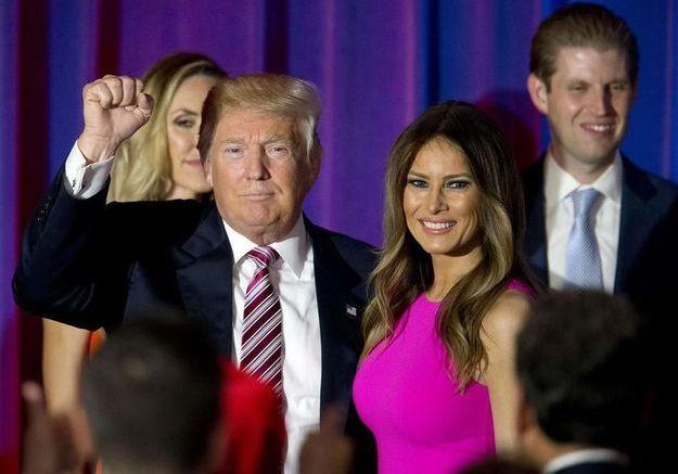 Melania Trump : un mensonge qui pourrait lui coûter cher