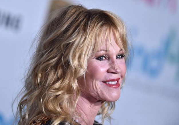 Melanie Griffith : elle se bat contre un cancer de la peau et passe un message fort