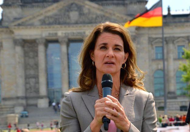 Melinda Gates milite pour un accès universel à la contraception