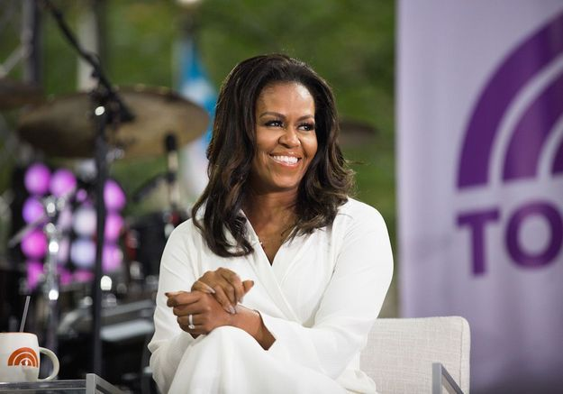 Michelle Obama se confie sur la maternité et révèle avoir fait une fausse couche