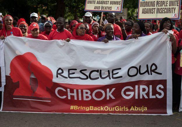 Mobilisation grandissante pour retrouver les Nigérianes kidnappées