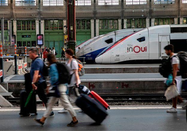 #MonAnecdoteTGVINOUI : sur Twitter, les internautes se moquent de la SNCF