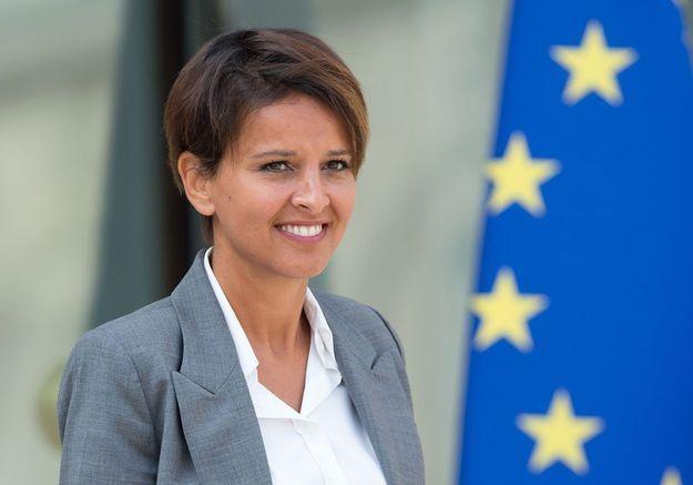 Najat Vallaud-Belkacem, une femme au ministère de l'Education