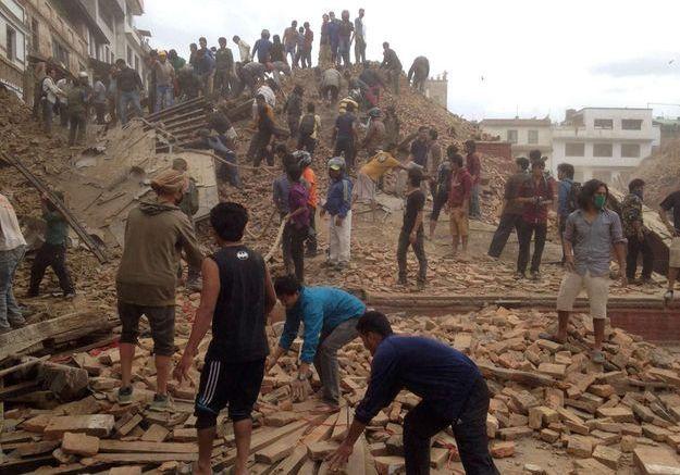Tremblement de terre au Népal : les habitants racontent