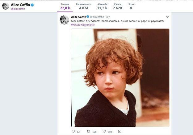 #NiPapeNiPsychiatre : quand les internautes postent leurs photos d'enfance pour contrer l'homophobie