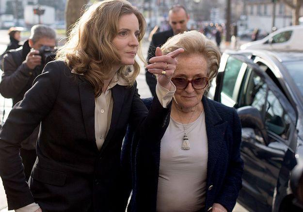 NKM : le soutien embarrassant de Bernadette Chirac