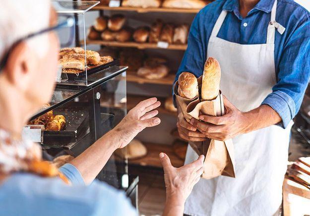 Noisy-le-Sec : des emballages de baguettes de pain pas comme les autres