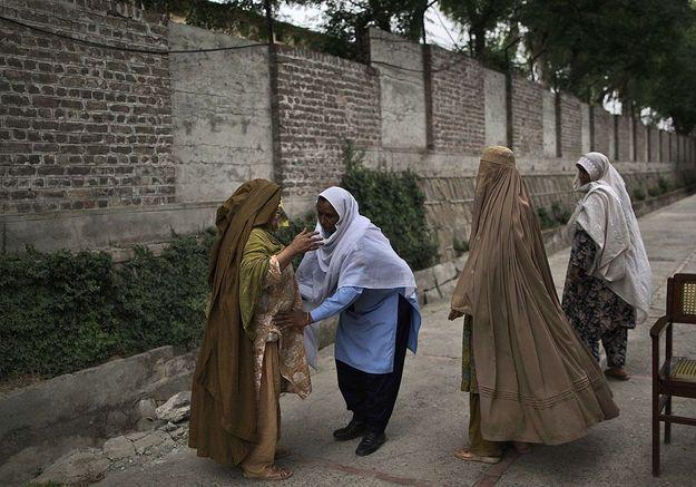 Pakistan : une femme juge dans un tribunal islamique