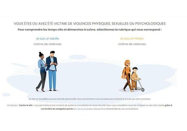 Parcours-victimes.fr, un site pour venir en aide aux victimes de violences