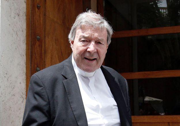 Pédophilie : le cardinal et ancien trésorier du Vatican, George Pell, acquitté