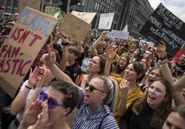 Plus d'un million d'élèves new-yorkais sèchent les cours pour la grève pour le climat, et en France ?