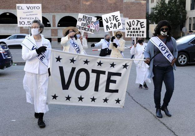 Pourquoi est-ce si compliqué de voter aux Etats-Unis : mode d'emploi