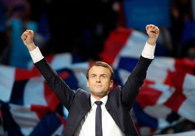 Présidentielle 2017 : Emmanuel Macron l'emporte contre Marine Le Pen avec 66,1% des voix