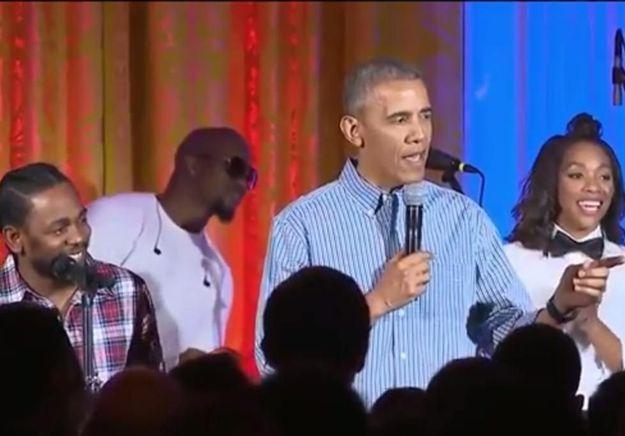 #PrêtàLiker : Barack Obama chante pour l'anniversaire de Malia (qui aurait préféré qu'il s'abstienne)