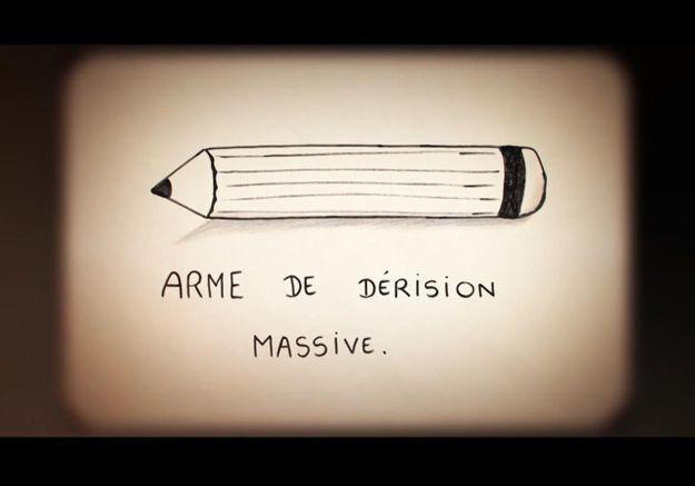 #PrêtàLiker : des dessins d'enfants réunis dans un clip pour la liberté d'expression