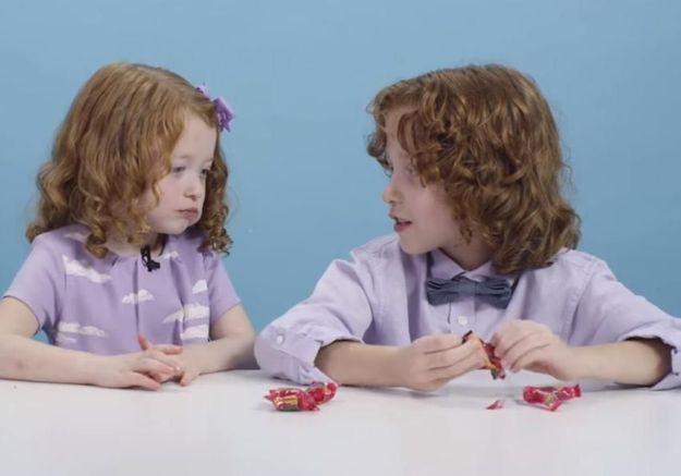 #PrêtàLiker : quand des enfants goûtent des bonbons pour la première fois