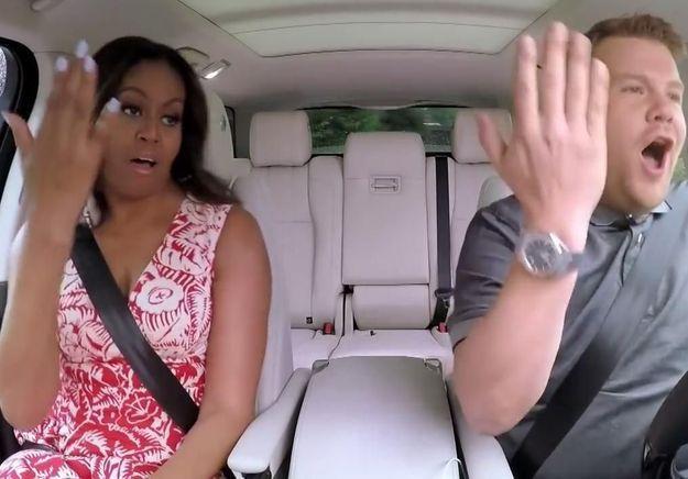 #PrêtàLiker : vous allez adorer écouter Michelle Obama chanter Beyoncé