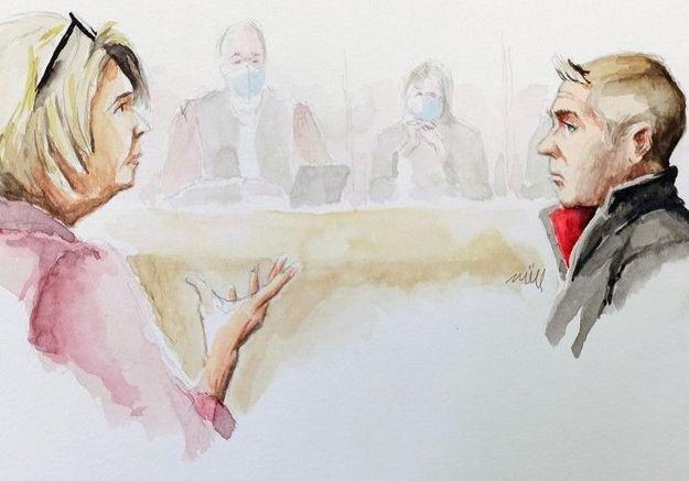 Procès Daval: Jonathann condamné à 25 ans de prison pour le meurtre d'Alexia