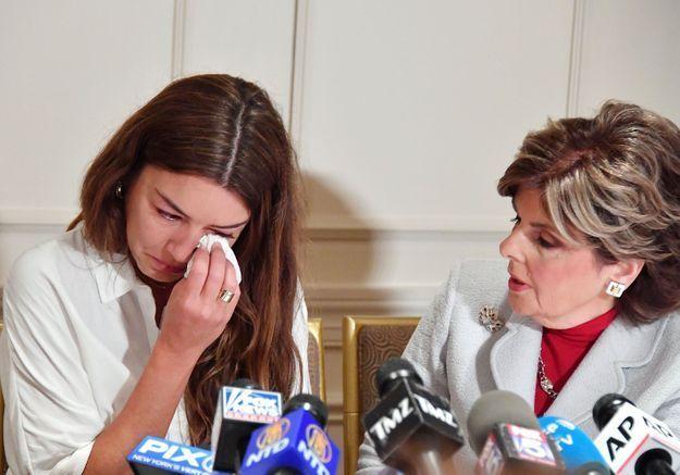 Procès Weinstein : Mimi Haleyi raconte son viol dans la chambre d'un des enfants du producteur
