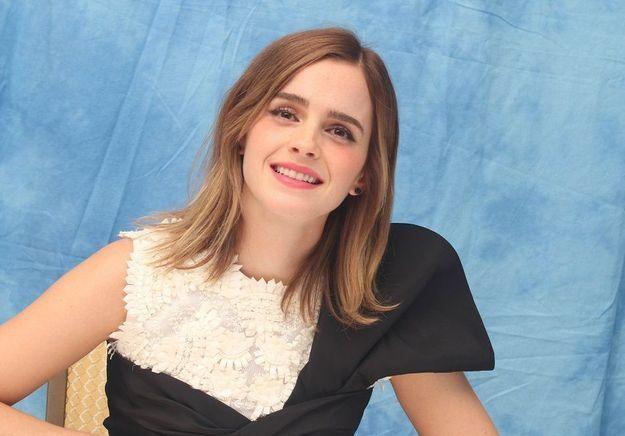 Que va faire Emma Watson à l'Elysée ?