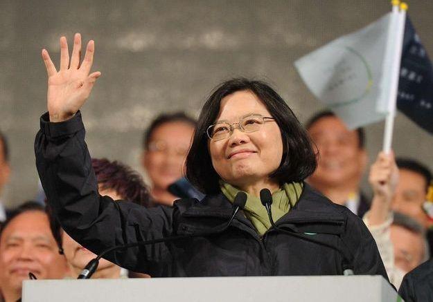 Qui est Tsai Ing-wen, la première femme présidente de Taïwan