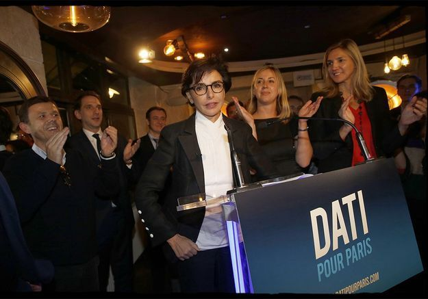 Rachida Dati, l'invitée surprise des municipales à Paris