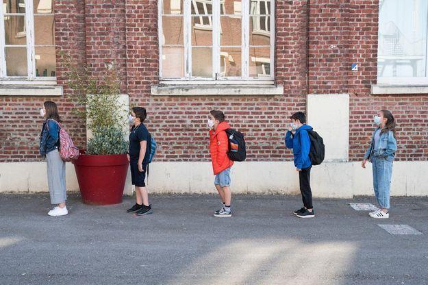 Rentrée scolaire: comment s'organise le retour à l'école