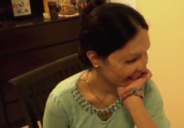 Reshma Qureshi : la leçon d'espoir de cette Indienne défigurée à l'acide