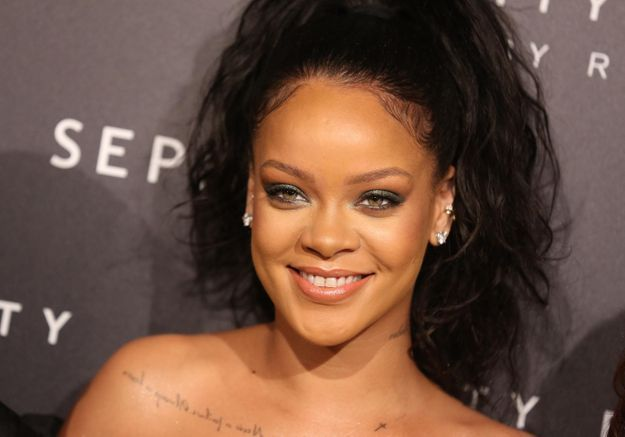 Rihanna et Emmanuel Macron : leur rendez-vous à Dakar