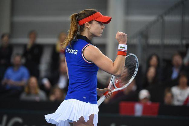 Roland-Garros : allez Alizé !