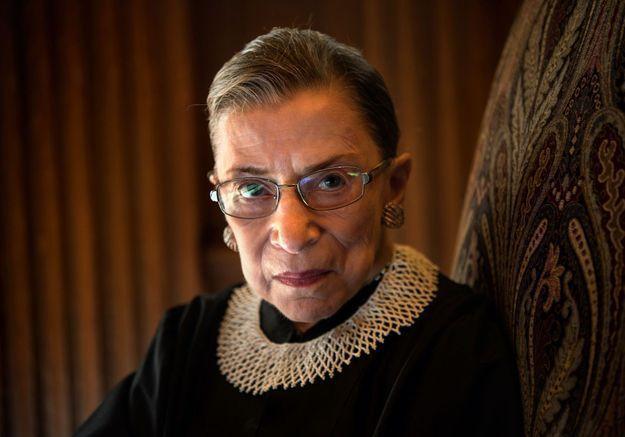 Ruth Bader Ginsburg, deuxième femme à siéger à Cour suprême des États-Unis, est morte